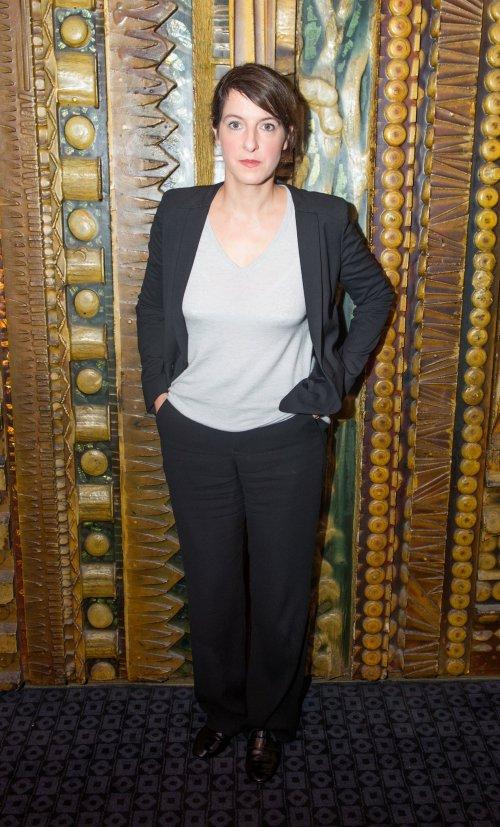 Ursula Meier at the London Film Festival premiere of Sister