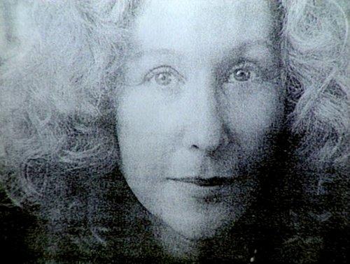 Miéville as depicted in Jean-Luc Godard's Histoire(s) du Cinéma (1998)
