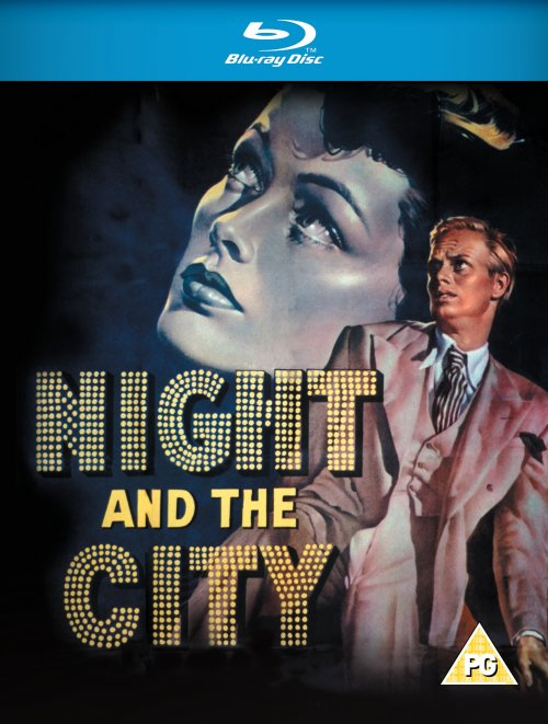 Night and the City Blu-ray disc packshot