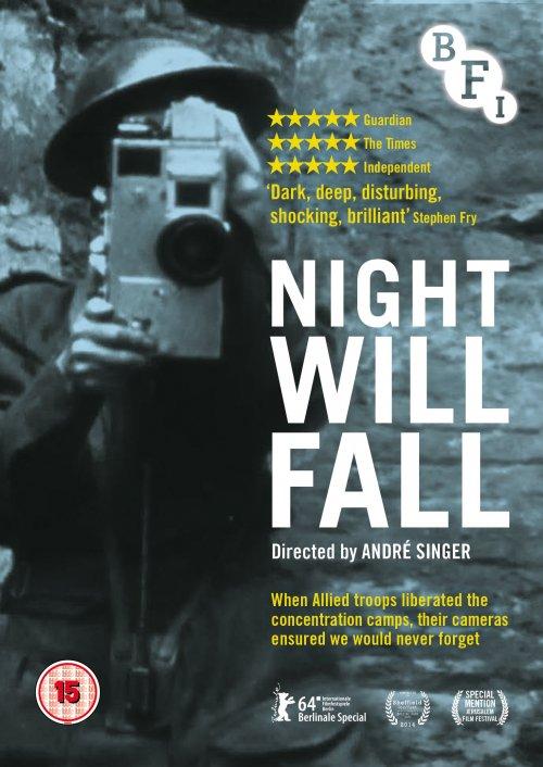 Night Will Fall DVD packshot