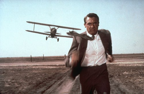'I am mad but north-northwest. When the wind is southerly, I know a hawk from a handsaw'. What would Cary Grant in Hitchcock's modern-day version of Hamlet have been like?