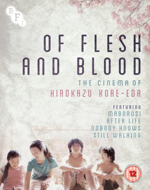 Of Flesh and Blood Blu-ray packshot