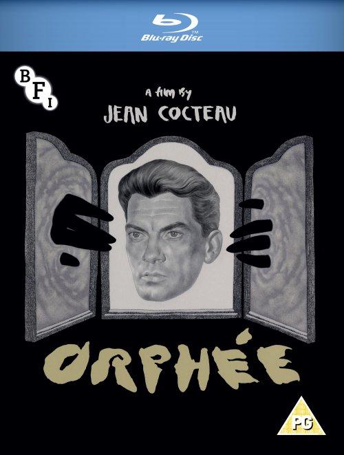 Orphée Blu-ray packshot
