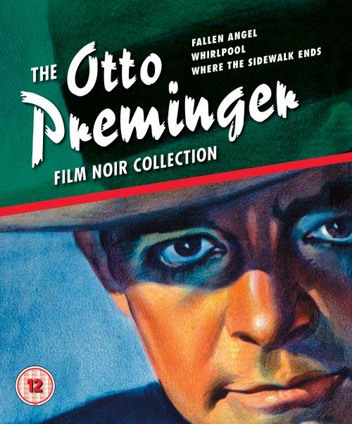 The Otto Preminger Film Noir Collection packshot