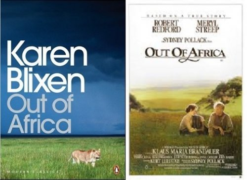 Out of Africa – the book and the film