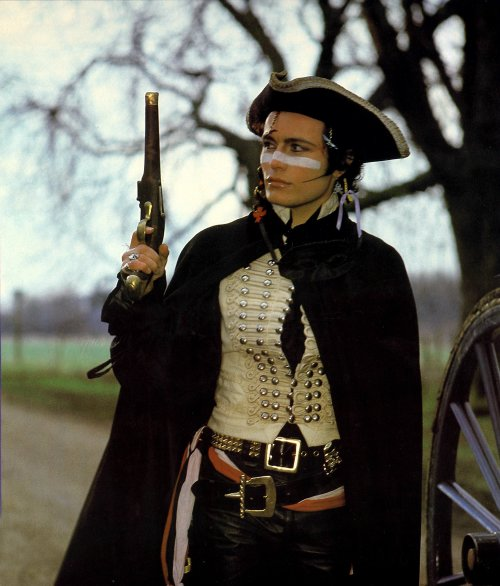 Adam Ant as Prince Charming (1981)
