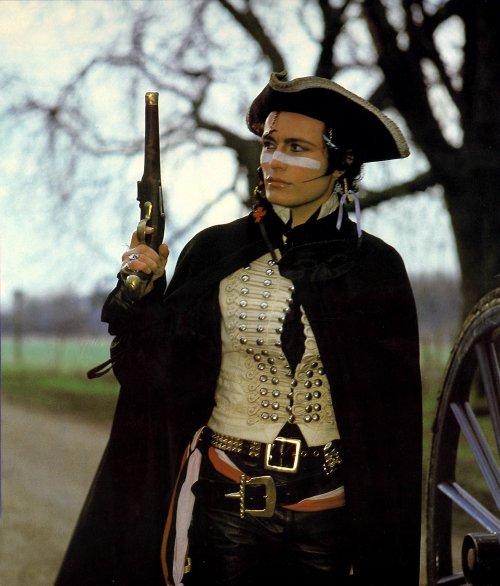 Adam Ant as Prince Charming (1981)