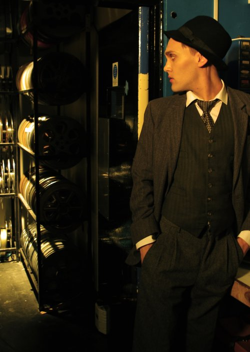 The Projectionist (2012)