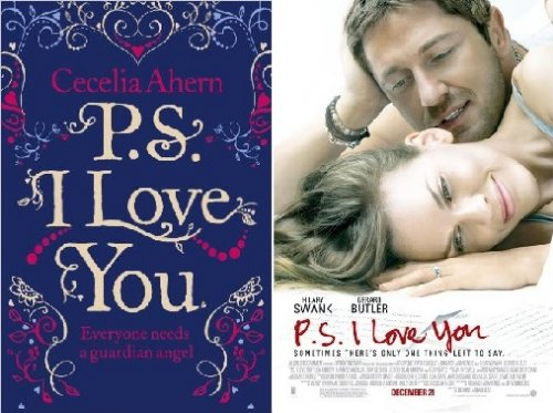P.S. I Love You book and film