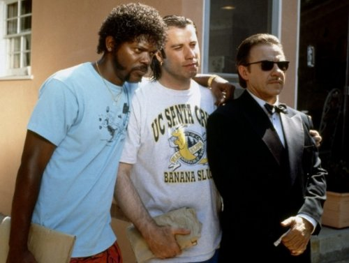 Class of '94 competitor #1: Pulp Fiction