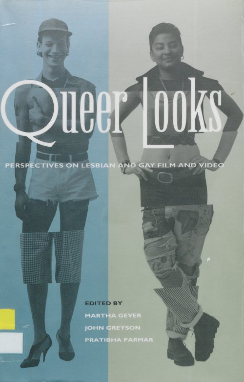 Queer Looks: Perspectives on Lesbian and Gay Film and Video, 1993 book cover