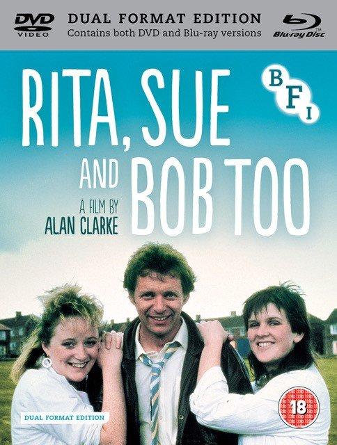 Rita, Sue and Bob Too dual format edition packshot