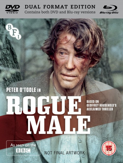 Rogue Male dual format edition packshot