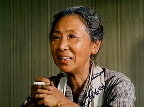 Kinuyo Tanaka in Kei Kumai's Sandakan No. 8 (1974)