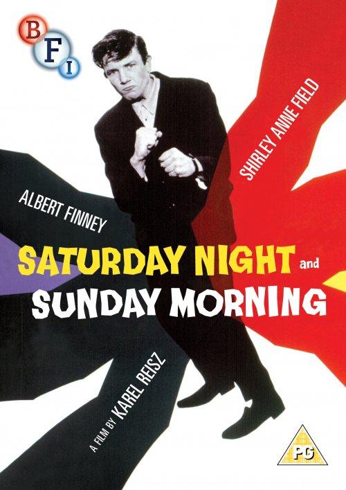 Saturday Night and Sunday Morning DVD packshot