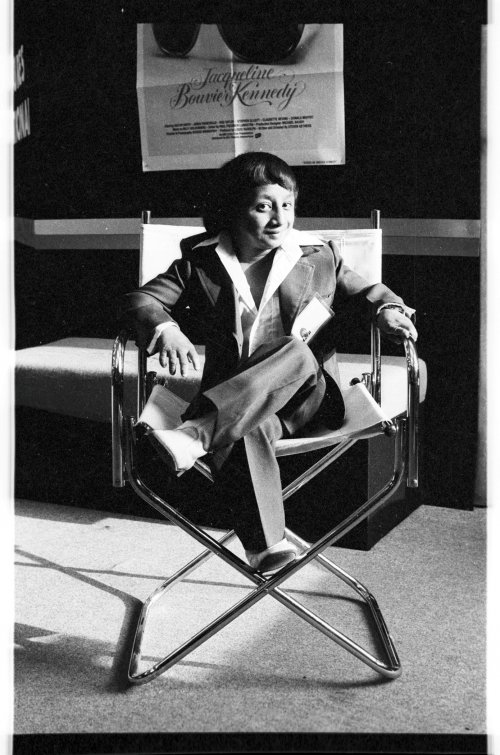 Weng Weng at the Cannes Film Festival