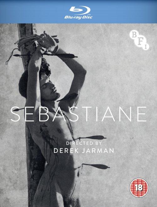Sebastiane Blu-ray packshot