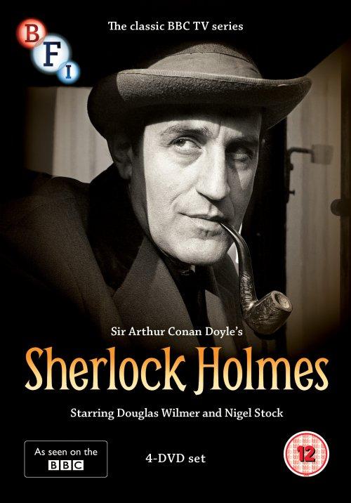 Sir Arthur Conan Doyle's Sherlock Holmes DVD packshot