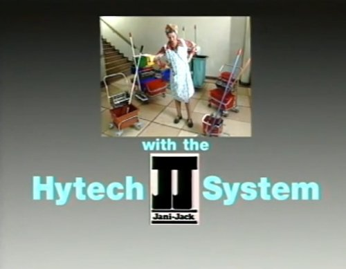 The Hi Tech Flat Mopping System (1992)