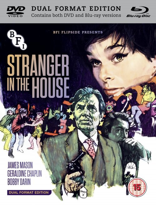 Stranger in the House dual format edition packshot