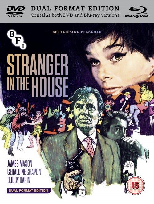 Stranger in the House dual format edition packshot