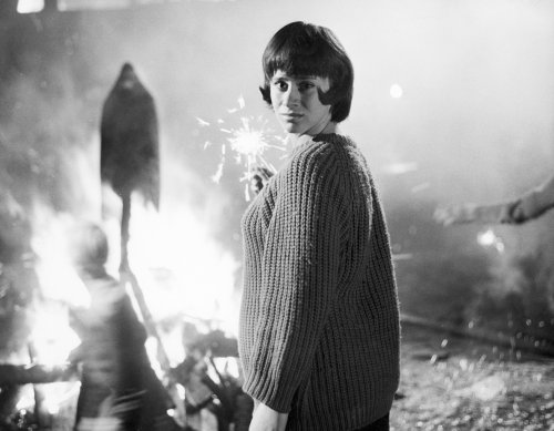 Rita Tushingham as Jo in A Taste of Honey (1961)
