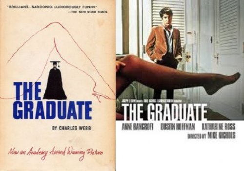 The Graduate – the book and the film