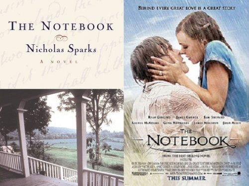 The Notebook – the book and the film
