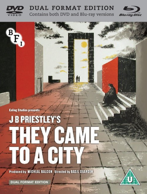 They Came to a City dual format edition packshot