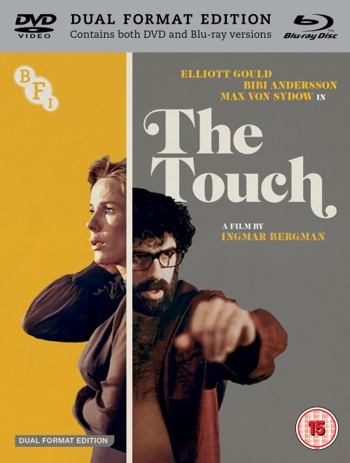 The Touch dual format edition packshot