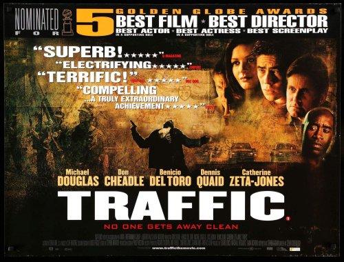 Traffic (2000) poster