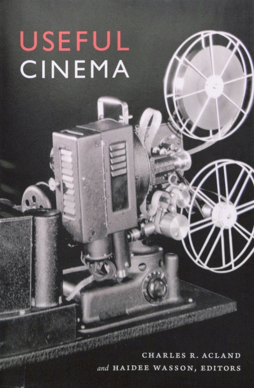 Useful Cinema book cover
