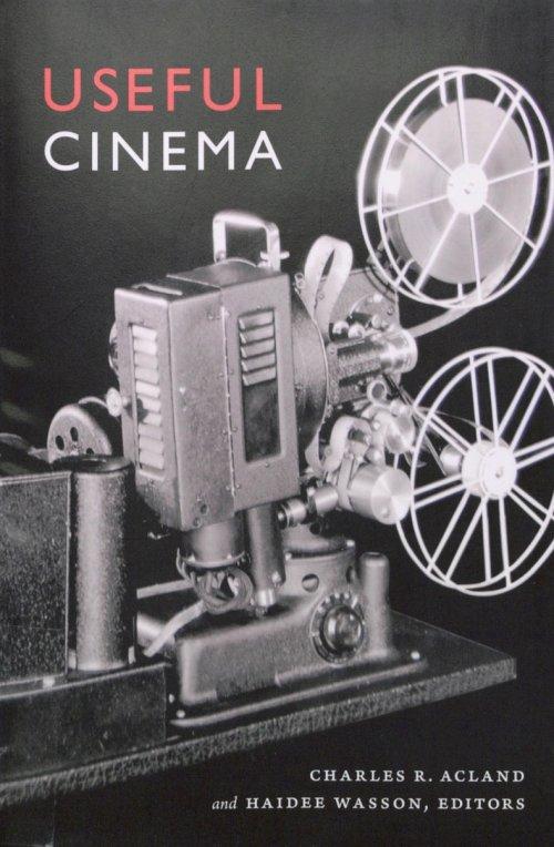 Useful Cinema book cover