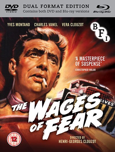 The Wages of Fear packshot