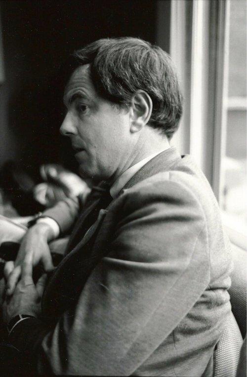 Peter Watkins in the 1980s