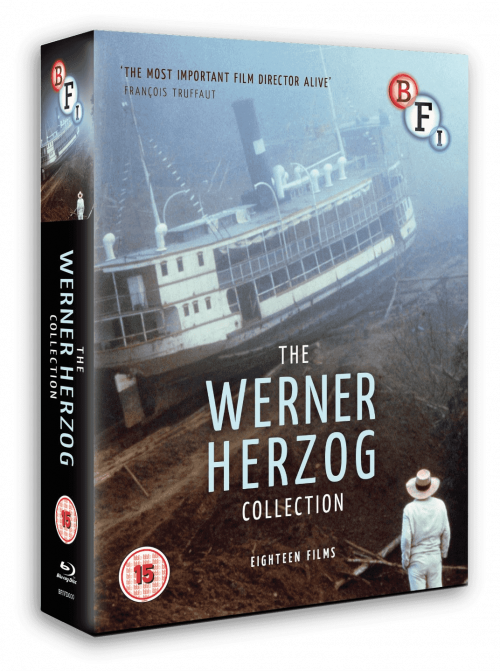 Three votes for the BFI's Werner Herzog box-set. See our October 2014 issue, pages 94-95, for an extended review.