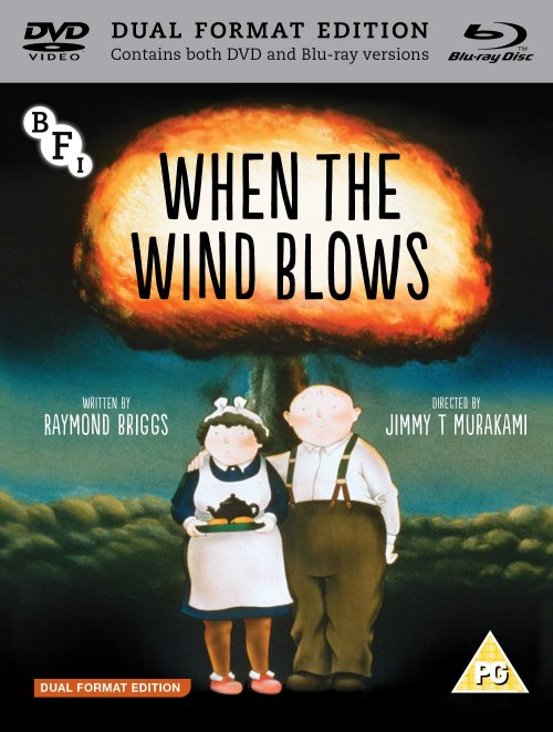 When the Wind Blows dual format edition