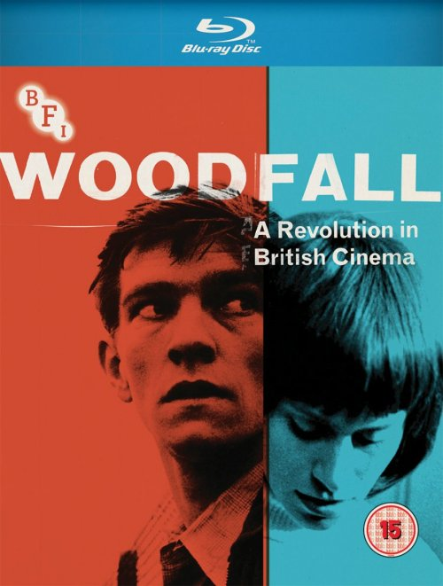 Woodfall Films Bru-ray disc packshot