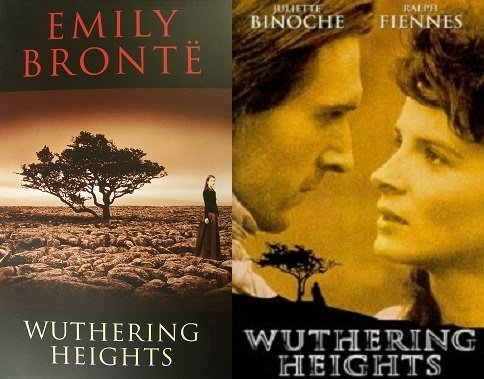 Wuthering heights opposites