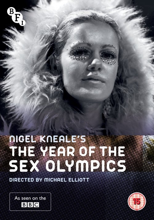 The Year of the Sex Olympics DVD packshot