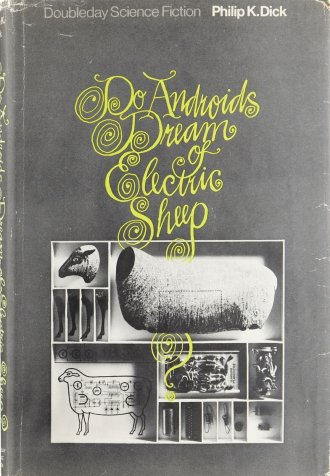 Do Androids Dream of Electric Sheep? US first edition cover