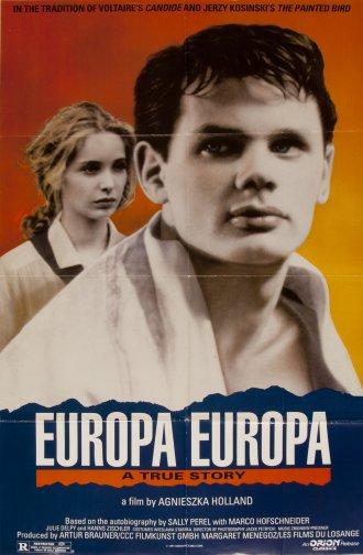 Europa Europa (1990) poster