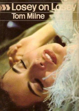 Tom Milne's Cinema One book on Joseph Losey