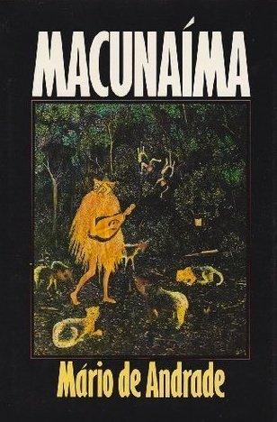 Macunaíma by Mário de Andrade book cover