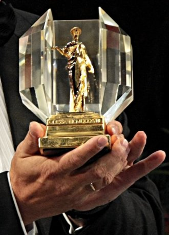 The Odessa International Film Festival's Golden Duc award