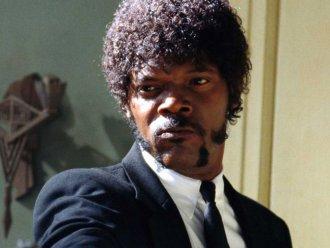 Samuel L Jackson in Pulp Fiction (1994)