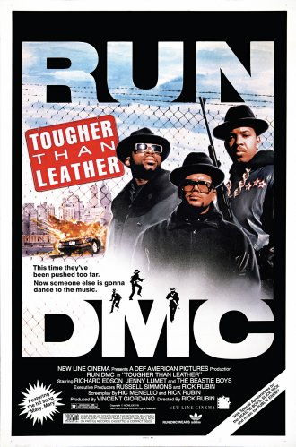 Tougher Than Leather (1988) film poster